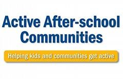 Active After-school Communities - Helping kids and communities get active